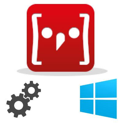 Installazione dei driver tramite Service1 su computer Windows