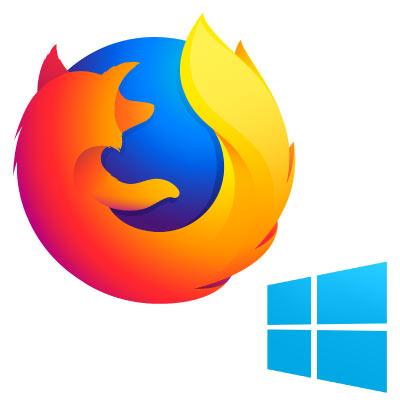 Configurazione di Mozilla Firefox su computer Windows