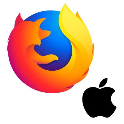 Configurazione Firefox su computer Mac