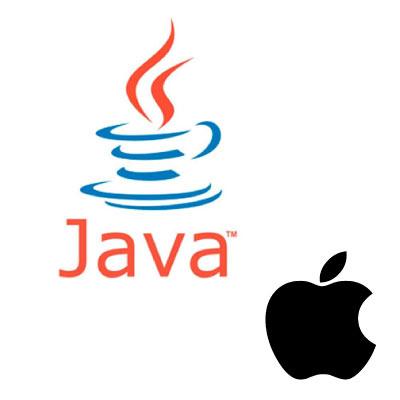 Installazione di Java su computer Mac