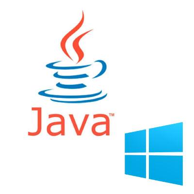 installazione di Java su computer Windows