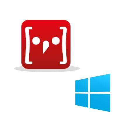 Installazione di Service1 su computer Windows