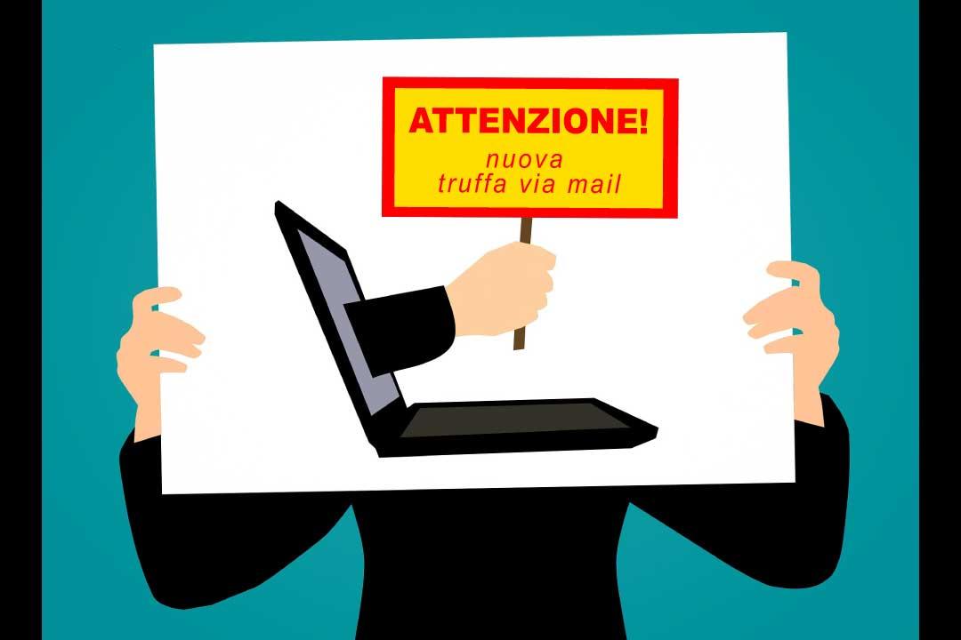 Attenzione! Nuova truffa via mail segnalata dall'Agenzia delle Entrate
