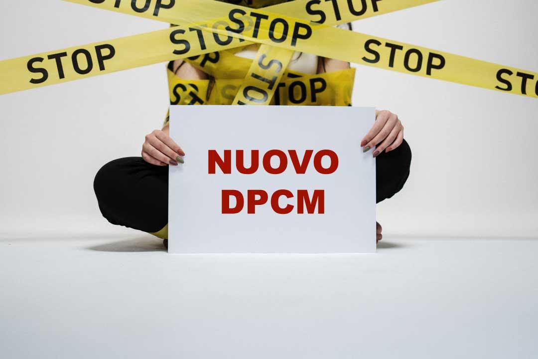 COVID: le misure del DPCM del 18 ottobre 2020